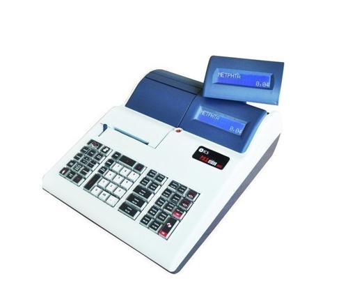 Ταμειακή Μηχανή  ICS POSeidon net White/Blue + Δώρο 20 Θερμικά Ρόλα