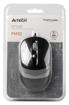 A4Tech Ενσύρματο Ποντίκι FM10 μαυρο