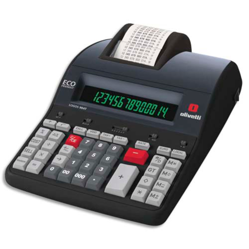 ΑΡΙΘΜΟΜΗΧΑΝΗ Olivetti LOGOS 904T