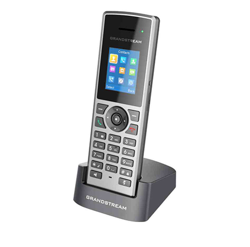Grandstream DP722 IP DECT Cordless HD Handset for Mobility