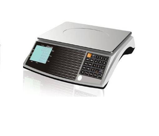 Ηλεκτρονίκος  Ζυγός Λιανικής Πώλησης (Μπαταρίας)Με Υπολογίσμο Τίμης  ISCALE PS 6Β