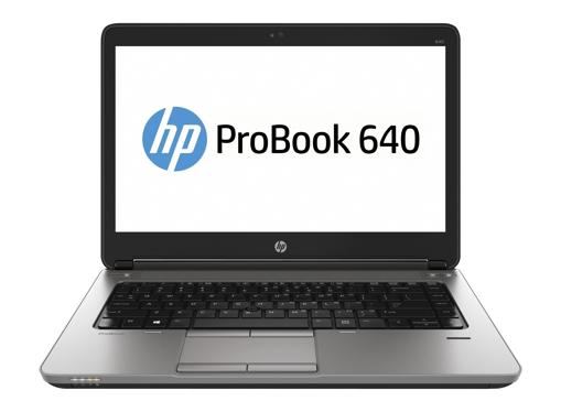 HP ProBook 640 G1 INTEL CORE i5-4210m Ανακατασκευασμένος