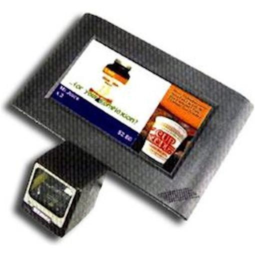 PRICE CHECKER PC-801Α ΜΕ 8 TFT MONITOR