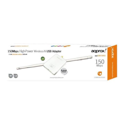 ΑΣΥΡΜΑΤΟ USB 150Mbps High-Power+ΚΕΡΑΙΑ