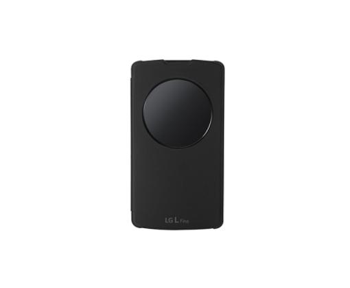 QuickCircle Case LG L Fino CCF-550 Black