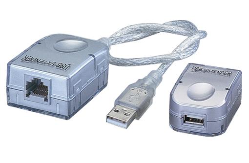 ΚΑΛ. ΕΠΕΚΤ. USB ΜΕ UTP CAT5e/6 45Μ-105978