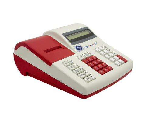 Ταμειακή Μηχανή DCR Easy J 58 Online Red