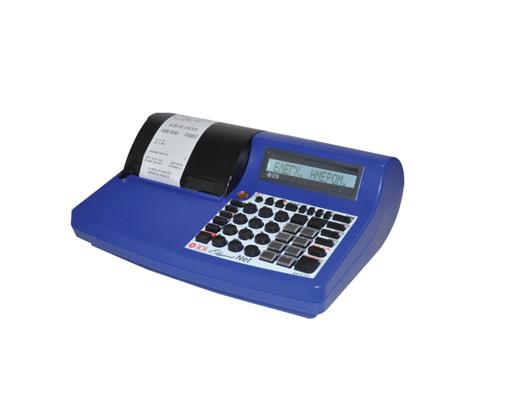 Ταμειακή Μηχανή ICS Elegant Net Blue