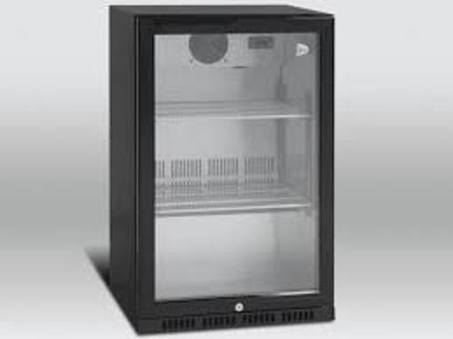 Ψυγείο Back Bar SC 139 H βεβιασμένης ψύξης με συρόμενες πόρτες
