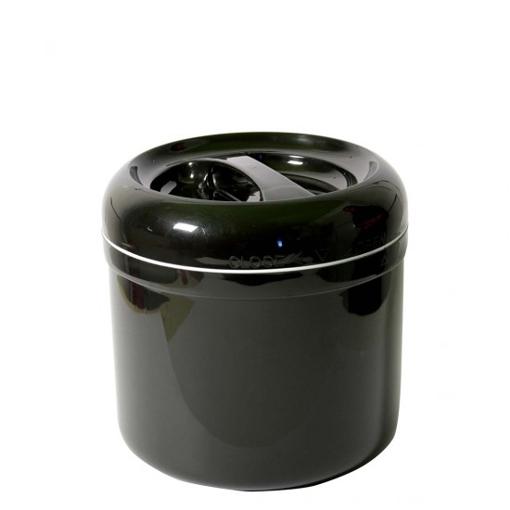 Pionner  Παγοδιατηρητής Μαυρος Πλαστικός  4.25L  Φ22cm