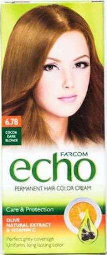FARCOM ECHO COLOR ΣΕΤ 60ml - (No 6.78)