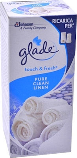 GLADE MICRO SPRAY ΑΝΤΑΛΛΑΚΤΙΚΟ 10ml - (PURE CLEAN LINEN)