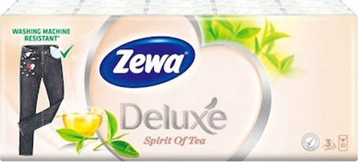 ZEWA ΧΑΡΤΟΜΑΝΤΗΛΑ  DELUXE 10τεμ.