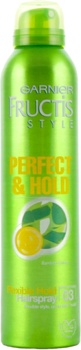 FRUCTIS HAIR SPRAY 250ml - (PERFECT & HOLD)