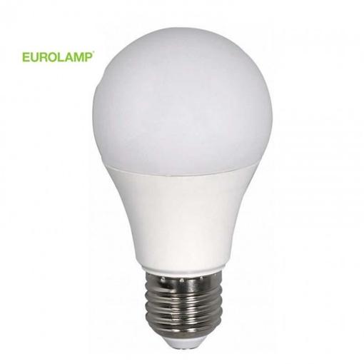 EUROLAMP ΛΑΜΠΑ (LED) KOINH E27 12w 2700k 220-240v