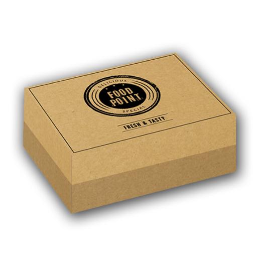 FOOD POINT ΚΟΥΤΙ ΚΟΤΟΠΟΥΛΟ ΜΕΣΑΙΟ (19,5x14,5x7,5cm) - (10kg)