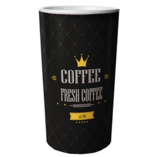 ΠΟΤΗΡΙ ΧΑΡΤΙΝΟ FRESH COFFEE (ΣΤΕΝΟ) (12οz) - (50τεμ.)
