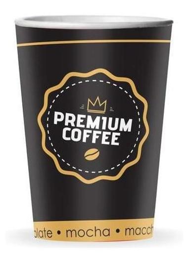 ΠΟΤΗΡΙ ΧΑΡΤΙΝΟ GOLD PREMIUM COFFEE (ΣΤΕΝΟ) 12οz - (50τεμ.)