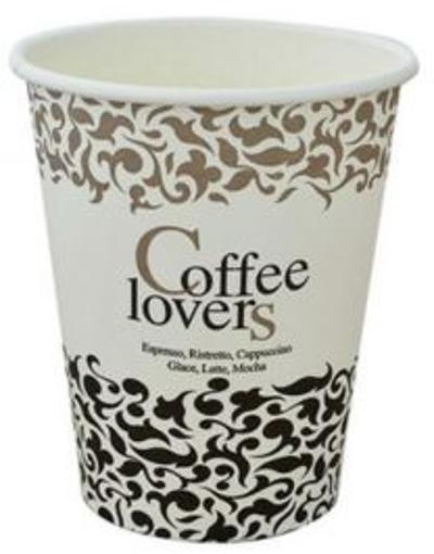 ΠΟΤΗΡΙ ΧΑΡΤΙΝΟ COFFEE LOVERS 16οz - (50τεμ.)