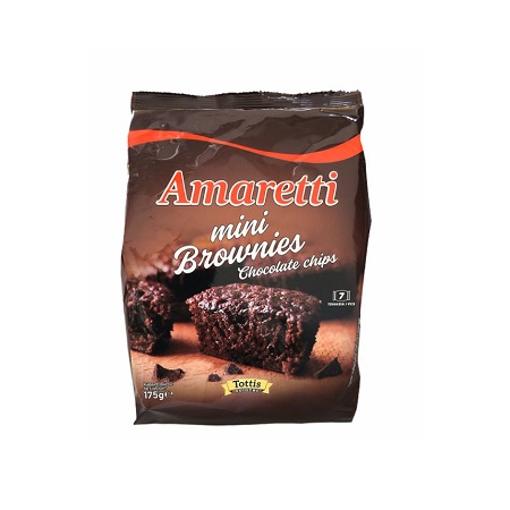 AMARETTI MINI BROWNIES (175gr)